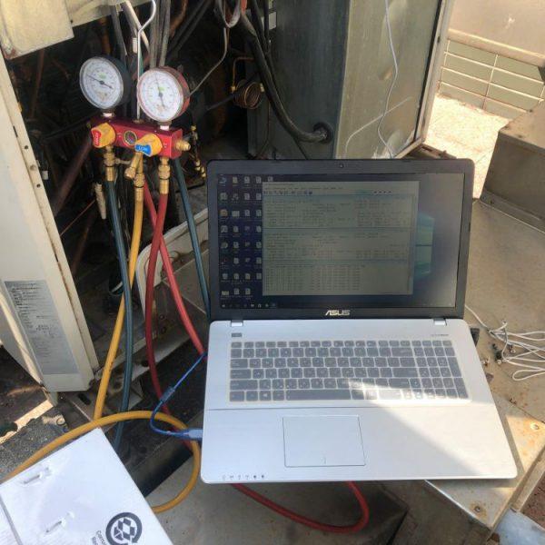 觀音整染廠VRV多聯變頻維修