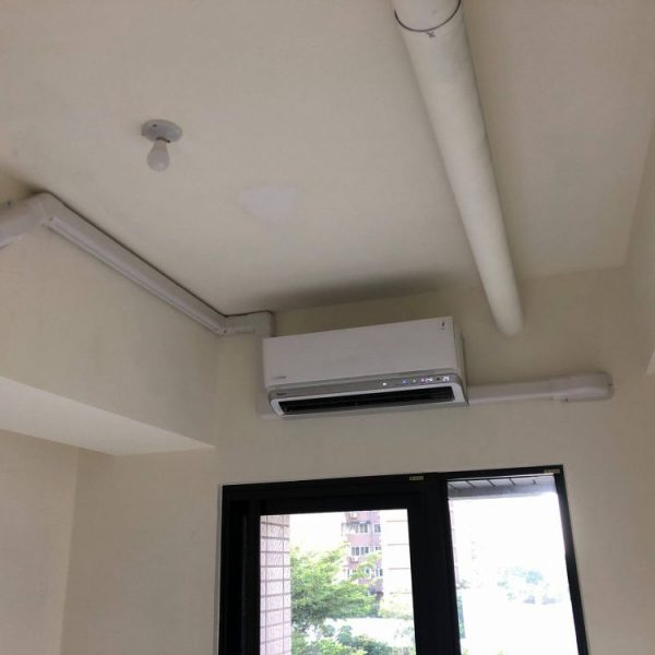 林口 新成屋全室管槽空調安裝
